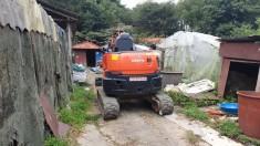 홍성군 홍성읍 시골집 주변정리작업